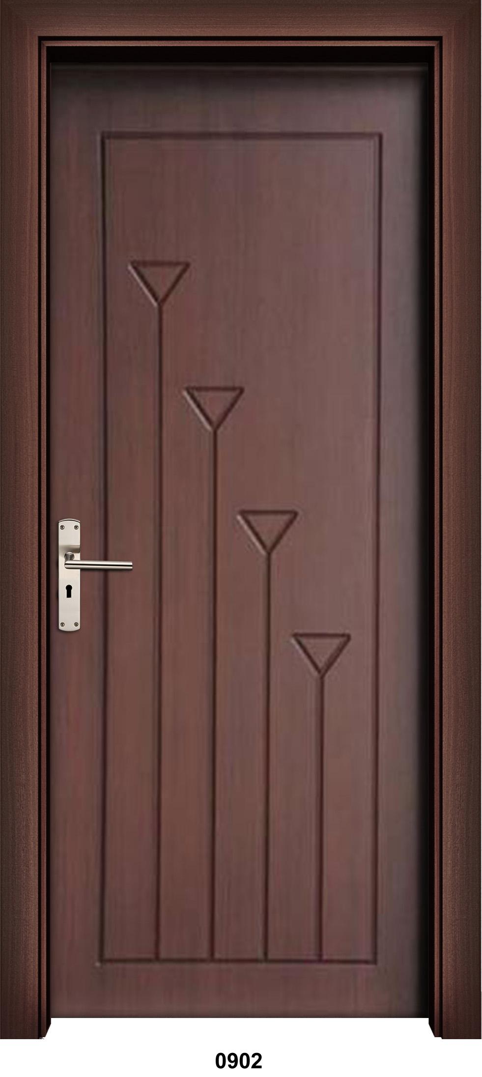 Cnc Routered Pvc Foiled Doors Doors Guntier